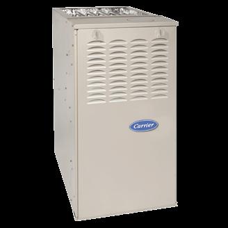 Carrier Comfort 80 gas furnace.