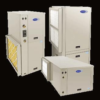 Carrier GC geothermal heat pump.