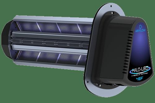 Halo LED image.